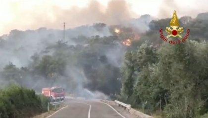Incendi in Sardegna: decretato lo stato di emergenza