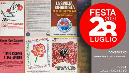 Partito dei Socialisti e dei Democratici e Movimento Democratico celebrano l'anniversario della caduta del fascismo e la festa della Libertà