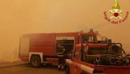 Nubifragi e siccità spezzano l'Italia in due: bilancio pesante in Sardegna per gli incendi