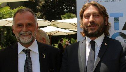 Due giornate storiche per il turismo sammarinese Domani la visita ufficiale del Ministro del Turismo della Repubblica Italiana Massimo Garavaglia, giovedì il via alla fase esecutiva del progetto TTT