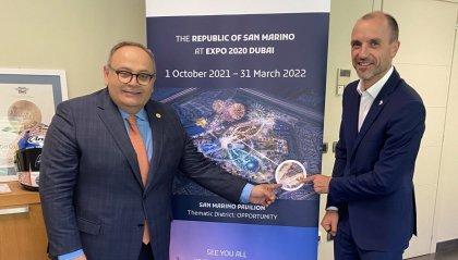 Ceramica del Conca è sponsor di Expo Dubai 2020