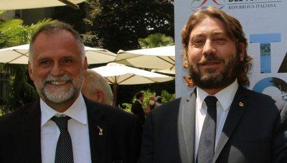 Il Ministro Garavaglia a San Marino, mentre si celebrano Festa della Libertà e Festa delle Milizie