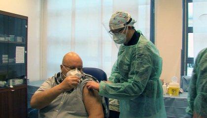 Tutte le vaccinazioni anti-Covid si effettuano all'Ospedale di Stato