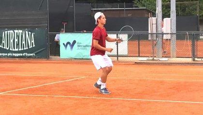 San Marino Junior Open: De Luigi si arrende a Ferri