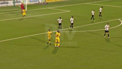Sfuma una storica vittoria in trasferta per la Folgore: 4-2 Hibernians