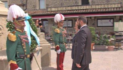 San Marino celebra l'Anniversario della Caduta del Fascismo e la Festa della Libertà