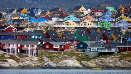 Scappare in Groenlandia