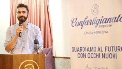 Il riminese Lorenzo Bernardi è il nuovo Presidente di Confartigianato Giovani Imprenditori Emilia-Romagna