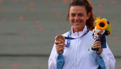 Congresso di Stato: Alessandra Perilli è medaglia di bronzo a Tokyo 2020