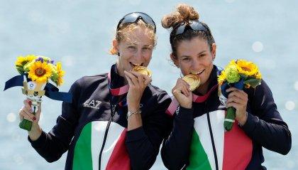Cesarini-Rodini, l'Italia ritrova l'oro col canottaggio