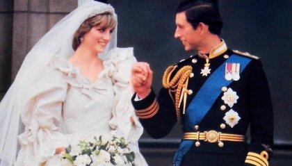 """Carlo & Diana: un matrimonio """"Regale"""""""