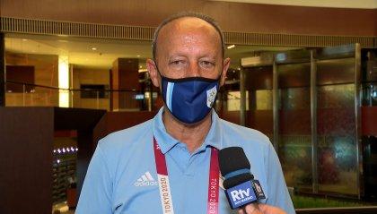 """Giardi: """"Tutto bello ma adesso testa al mixed team"""""""