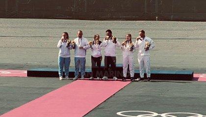 Argento olimpico