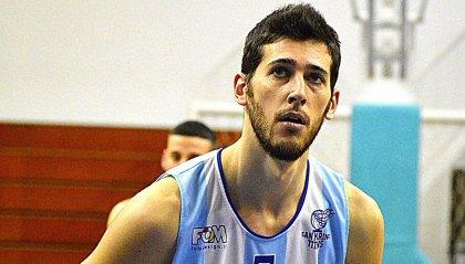 Tommaso Gamberini torna ai Titans