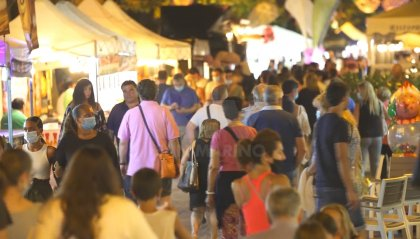 Tutti sold out a Rimini gli eventi su prenotazione della serata che ha dato il via al weekend della Notte Rosa