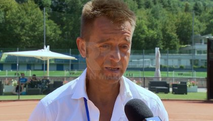 """Lombardini: """"Grande partecipazione da tutto il mondo per il torneo giovanile. Non vediamo l'ora che partano gli Internazionali"""""""