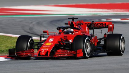 Cambia il podio del Gp d'Ungheria, Vettel squalificato