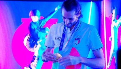 """Tamberi: """"Oro condiviso perché al centro di tutto c'è lo spirito olimpico"""""""