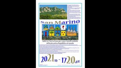 Ringraziamento per aver acquistato il Calendario San Marino 2021