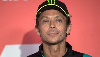 """Valentino Rossi: """"Ho deciso di fermarmi a fine stagione"""""""