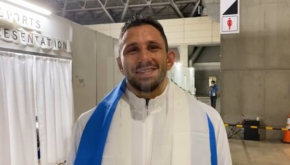 """Myles Amine: """"Sono un combattente e San Marino meritava anche questa medaglia"""""""