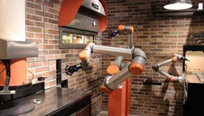 La pizza e il Robot