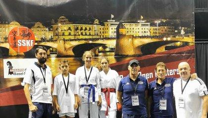 Karate: riparte dalla Svizzera la stagione agonistica