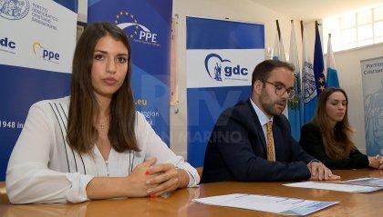 Giovani e democrazia: a San Marino nomi illustri per EDS Skills Training 2021