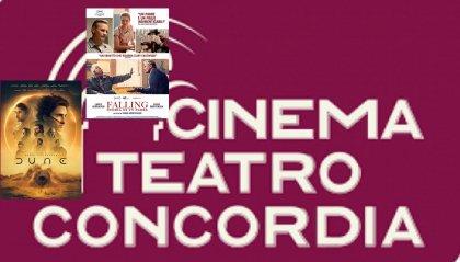 I film al Cinema Concordia