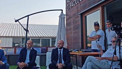 """Nasce l'Associazione """"Città dell'aria"""", il Segretario Canti incontra il Viceministro Morelli"""