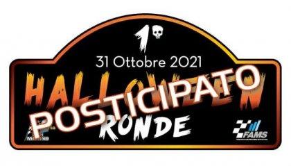Il 1° Halloween Ronde posticipato al 13/14 Novembre
