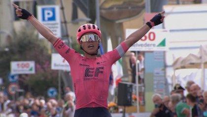 Valgren trionfo in Toscana