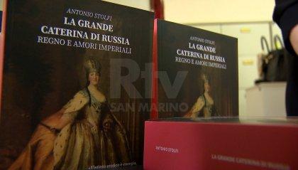 La grande Caterina di Russia: presentato il nuovo libro di Antonio Stolfi
