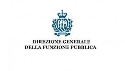 Direzione Generale della Funzione Pubblica: Secondo Fabbisogno