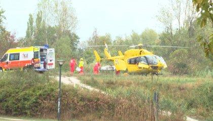 Morciano Di Romagna: investita lungo la strada, 54enne ricoverata in gravi condizioni