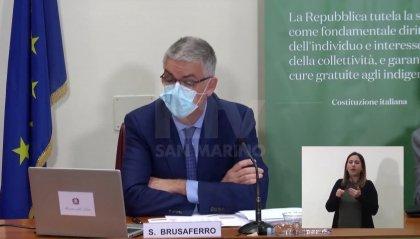 """Brusaferro (Istituto superiore di Sanità): """"Italia tra i Paesi d'Europa con minor circolazione di contagi"""""""