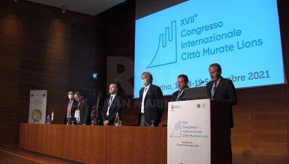 Il Lions Club San Marino ospita il 17° Congresso dell'Associazione Città Murate