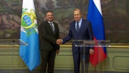 """San Marino-Federazione Russa, Beccari: """"Obiettivo, rafforzare rapporti bilaterali e proseguire il dialogo sul multilaterale"""""""