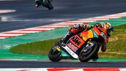 Moto2: Raul Fernandez vince e accorcia su Gardner, 5º Bezzecchi