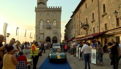 Il Gran Premio Nuvolari ha fatto tappa a San Marino