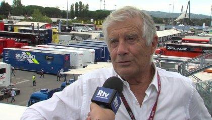 """Giacomo Agostini: """"Abbiamo tanti bravi piloti italiani, troveremo l'erede di Valentino Rossi"""""""