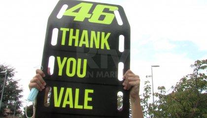 """La """"marea gialla"""" saluta Valentino Rossi: """"La MotoGP non sarà più la stessa"""""""