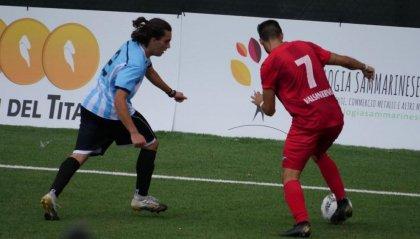 Rosti salva il Victor San Marino: 1-1 con la Valsanterno