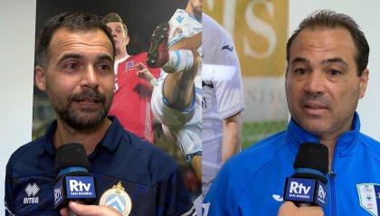 """Victor San Marino, D'Amore: """"Non si possono regalare 25' agli avversari"""""""