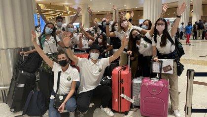 Expo Dubai: arrivati i primi volontari del padiglione San Marino