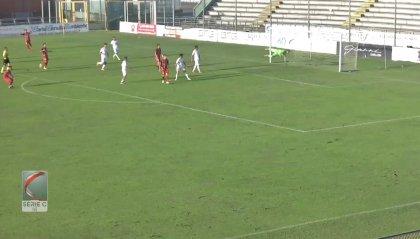 La Lucchese ribalta l'Olbia con super Nanni (2-1)