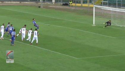 Serie C 4°: 25 i gol realizzati 5 le vittorie in trasferta.