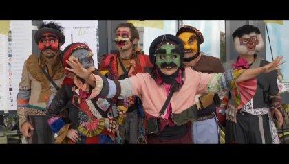 """La """"MIRABILIA"""" del circo di strada"""