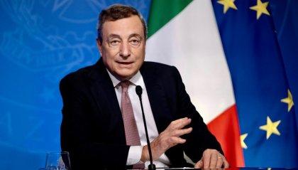 Pnrr: Draghi, determinati a reprimere infiltrazioni criminali