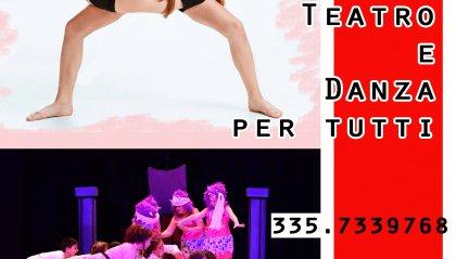L'Associazione Bradipoteatar lancia il nuovo anno della Scuola di Teatro e Danza